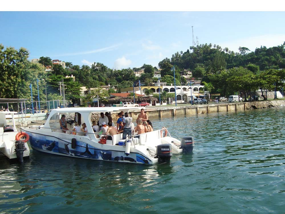 Photo Gallery of Excursions in Samana Dominican Republic.