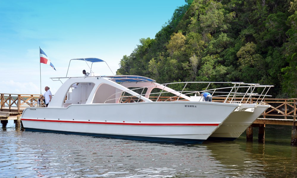 Boat Tours in Samana Dominican Republic.