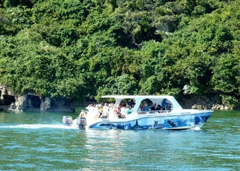 Los Haitises National Park Tours in Samana Dominican Republic with Marivanna Tours.