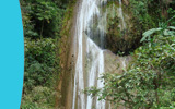 Waterfall Rio Los Cocos Tour and Excursion in Samana + Playa Las Flechas with Marivanna Tours...